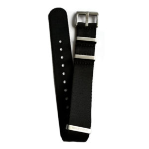 Bracelet NATO Seat Belt Noir